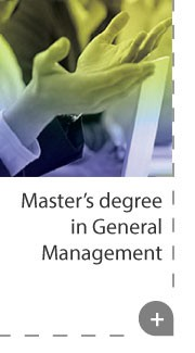 Master' degree in Gereral Management