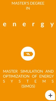 Master SIMulation and Optimization of energy Systems